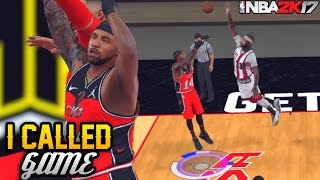 Trash Game Goes Down To Last Shot! WHAT IS HAPPENING? NBA 2K17 Pro Am Gameplay