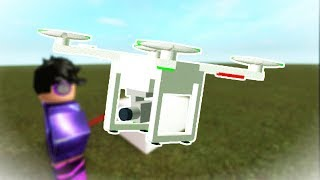 Drone [Roblox Stop-Motion Animation]