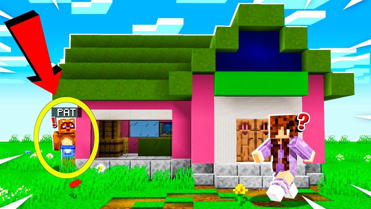 Download Minecraft: ANIMAL CROSSING HIDE AND SEEK!! - Morph Hide And Seek - Modded Mini-Game
