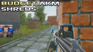 BUDGET AKM Shreds - Escape From Tarkov