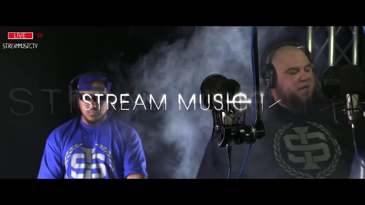 Immortal Soldierz kill it LIVE on Stream Music Tv