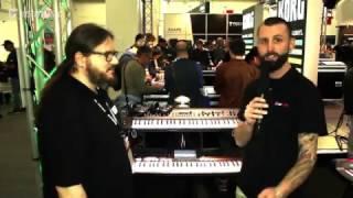 Musikmesse 2017 - Korg - Kronos LS