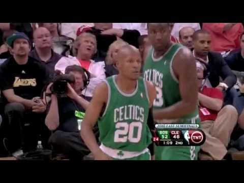 Boston Celtics vs. Cleveland Cavaliers - Game 2 Recap [NBA Playoffs 2010]