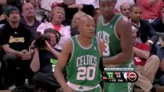 Boston Celtics vs. Cleveland Cavaliers - Game 2 Recap [NBA Playoffs 2010]