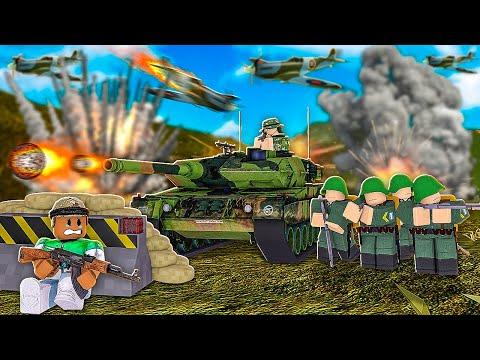 ROBLOX WAR SIMULATOR