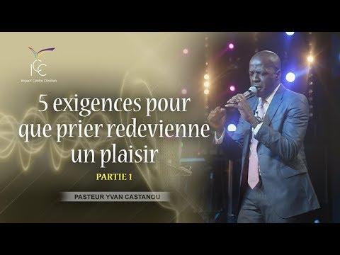 Direct Tv Cable And Internet >> Pasteur Yvan Castanou - 5 exigences pour que prier ...