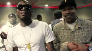 Meek Mill, Compton Menace, Sean Kingston, Shortstop, Sandman, & Negus Freestyle [In Studio]
