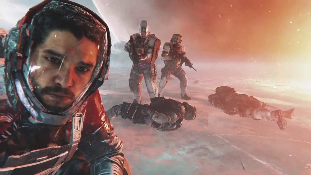 Call Of Duty Infinite Warfare Demo Ps4 Gameplay 1080p Hd Youtube