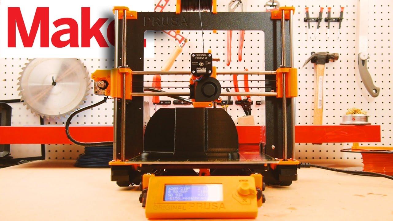 Makeu0027s Best 3D Printer for 2017