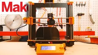 Make:'s Best 3D Printer for 2017: Prusa i3 Mk 2(The results of our 3d Printer shootout for 2017 are in: The Prusa i3 Mk 2 is not only one of the most affordable 3d printers we've ever seen, it's also one of the ..., 2016-11-17T17:00:01.000Z)