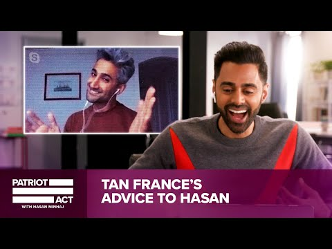 Tan France Reviews Hasan's Outfits | Patriot Act with Hasan Minhaj | Netflix