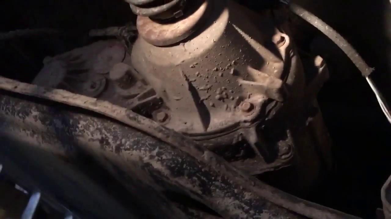 replace an o2 sensor on a jeep wrangler or cherokee tj xj [ 1280 x 720 Pixel ]