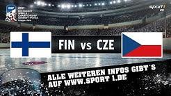 Finnland - Tschechien 3:4 | Highlights | EISHOCKEY WM 2017