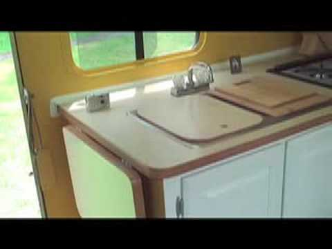 Rv Renovation Before Amp After Youtube