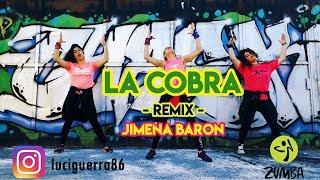 LA COBRA REMIX - DJ ALEX ✘ DJ KBZ@ ✘ J MENA / ZUMBA / Coreografía