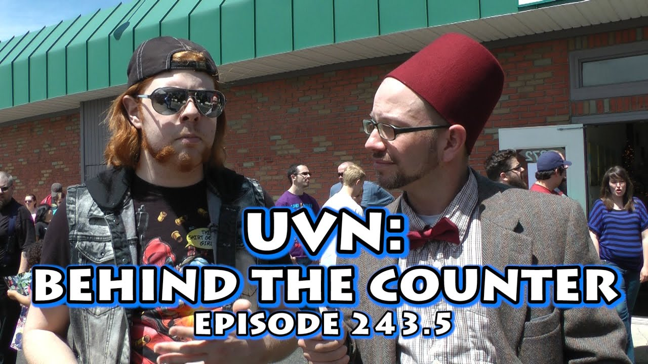 UVN: Behind the Counter 243.5