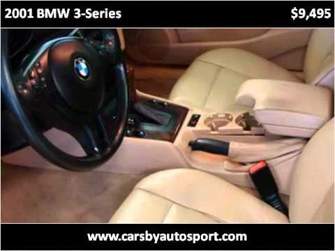2001 BMW 3-Series Used Cars Grand Rapids MI