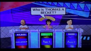 Jeopardy for the PS3 Run Game #2