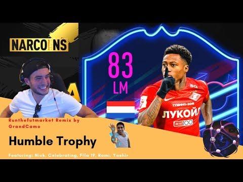 Humble Trophy Remix feat. RTFM - FIFA 20 song