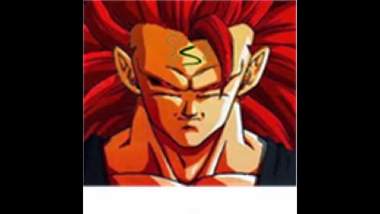 Dragon ball z Goku super saiyan 1-10 - YouTube