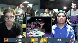 Rest in Peach 2 - RR Pools - (Ice Climbers) Junk vs Rik (Falco)