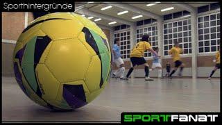 Futsal vs. Fussball - der Unterschied liegt im Detail