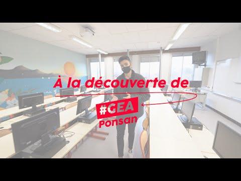 Vidéo immersive GEA - campus de Toulouse