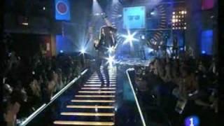 """Eurovisión 2009 - Rosario canta """"Gwendolyne"""""""