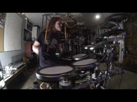 Carol of the Bells - Trans-Siberian Orchestra - Drum Cover