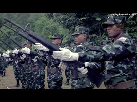 Karen National Liberation Army (KNLA)'s Power Strength 2017 Part #3