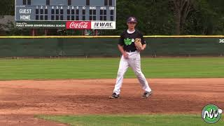 Luke Gurr - PEC - 3B - Skyline HS (WA) - July 04, 2018