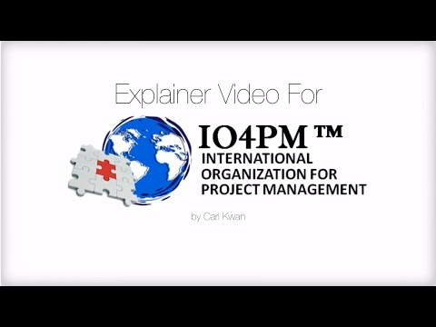 International Organization for Project Management Explainer Video