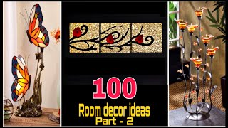 100 Best wall decoration ideas part - 2 | Diy room decor | Crafts | Do it yourself | Fashion Pixies