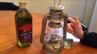 Dietz Original '76 Oil Lantern - Olive Oil