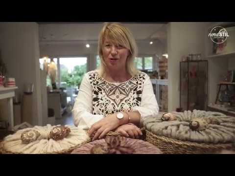 Sommertrend 2017 Wolle Sukkulenten Mix Youtube