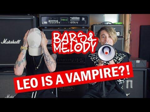 LEO IS A VAMPIRE!!