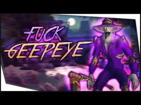 BFA Shadow Priest PvP - FOOOK GEEPEYE