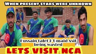Tabi in Punjabi, A Visit to NCA with Hussain Talat & Umaid Asif Interviews