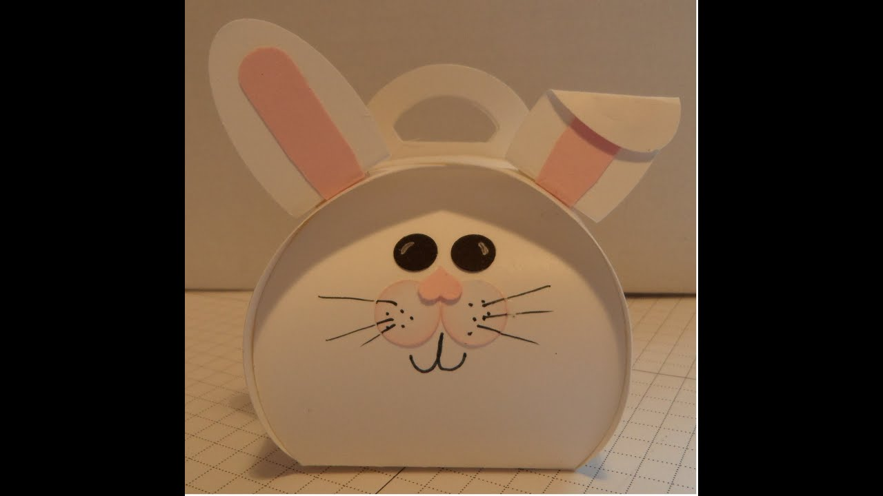 Easter bunny gift box youtube easter bunny gift box negle Image collections