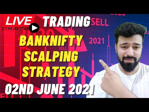 2nd June Live Intraday Trading Bank Nifty Option Chain Analysis #live #livetrading #banknifty