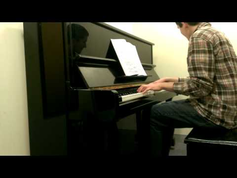 Bluegrass piano -