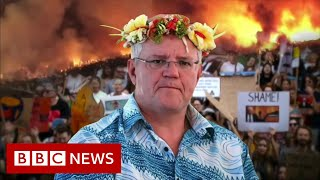Can Australia's PM Scott Morrison recover from the fires? - BBC News