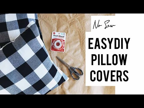 diy-pillow-covers-|-easy-no-sew-pillow-covers-|-how-to-make-pillow-covers-with-fuse-tape
