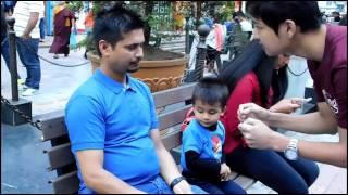 Magic at mG marg Sikkim INDIA