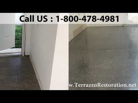 Tips To Cleaning Terrazzo Floors in Miami Beach