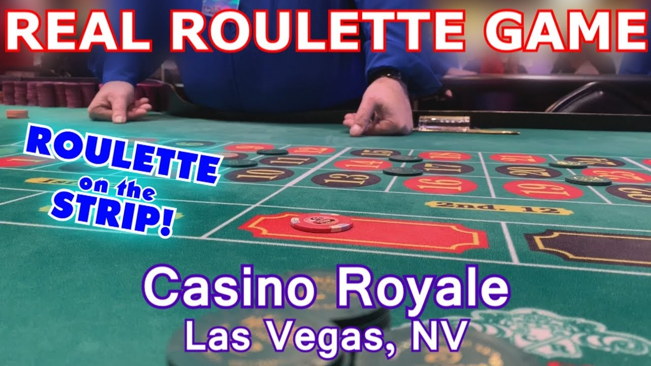 Live Roulette Game #13 - PLAYING ON THE STRIP! - Casino Royale, Las Vegas, NV - Inside The Casino