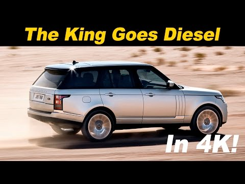 2016 Land Rover Range Rover TD6 Review and Road Test - DETAILED in 4K UHD!