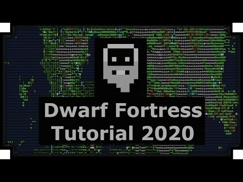 Dwarf Fortress Tutorial - Getting Started with Dwarf Fortress