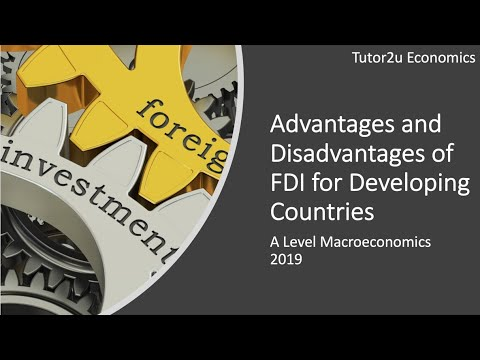 A* Evaluation: Foreign Direct Investment
