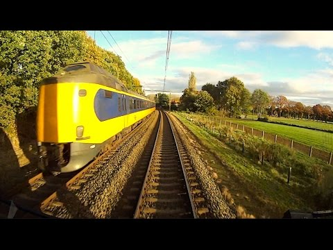CABVIEW HOLLAND Amersfoort - Apeldoorn - Enschede VIRM 2016